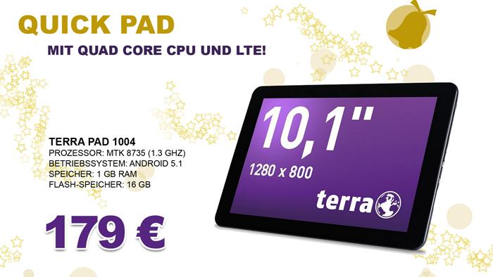 1004 Terra Tablet