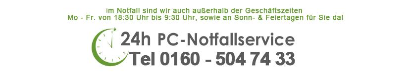 BIT-Bytes Computertechnik: 24/7 PC-Notfall-Service