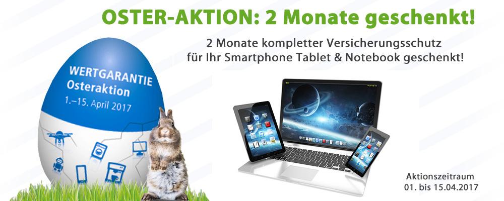Smartphone, Tablet & Notebook Komplettschutz